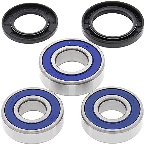 All Balls 25-1386 Wheel Bearing Kit Compatible with/Replacement for Kawasaki