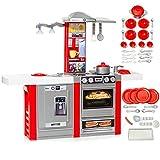 Cocina Infantil Molto Master Kitchen Electrónica + Set Acc. Cocina