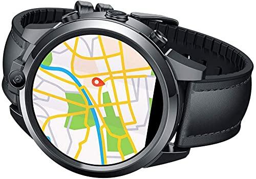 4G completo Netcom Android reloj inteligente, pantalla táctil de 1.6 pulgadas, memoria de 3+32G, 600 mAh, con modo deportivo, toma fotos y navega por Internet, características de posicionamien