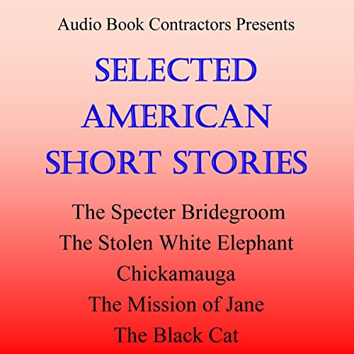 Selected American Short Stories  By  cover art