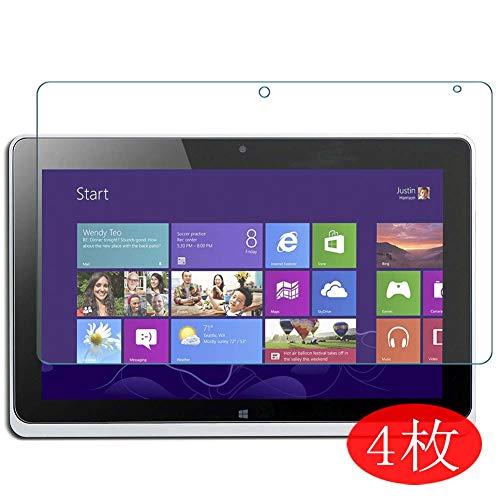 VacFun 4 Piezas HD Claro Protector de Pantalla Compatible con Acer ICONIA W510 / 510D 10.1