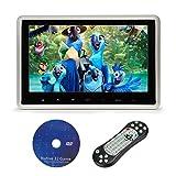 CarThree Car DVD Player 10.1 inch HD 720P Digital TFT LCD Screen Headrest