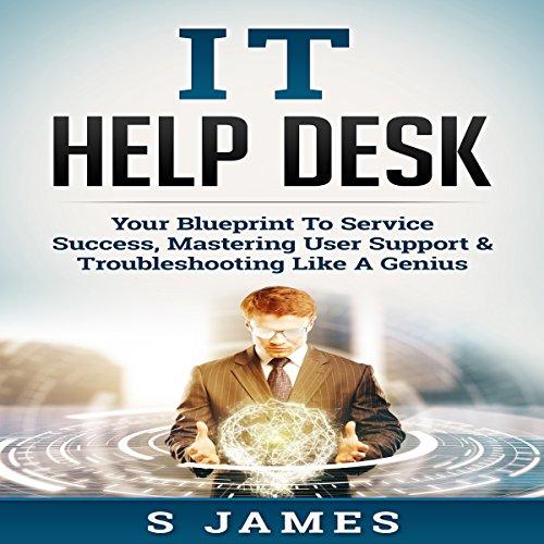 IT Help Desk audiobook cover art
