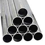 Tubo DE Aluminio para Fondos FOTOGRÁFICOS DE 60MM,280CM DE Largo