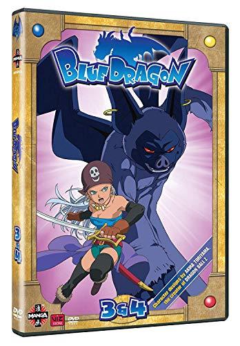 Blue Dragon Vol. 3-4 [Edizione: Regno Unito] [Import Italien]