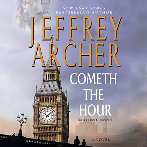Cometh the Hour audiobook cover art