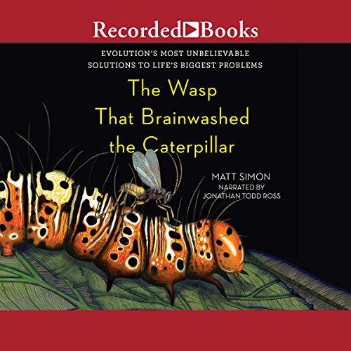 The Wasp That Brainwashed the Caterpillar audiobook cover art
