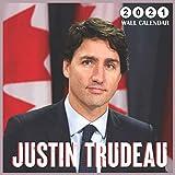 Justin Trudeau 2021 Wall Calendar: 18 Months Calendar 2021