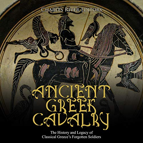 Ancient Greek Cavalry  By  cover art