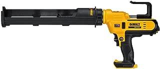 DEWALT 20V MAX Cordless Caulking Gun, 29oz, Tool Only (DCE570B)