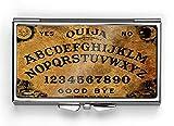Ouija Board Pill Box Compact Rectangle 7 Day Pill Box Pill Case