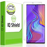 IQ Shield Screen Protector Compatible with Samsung Galaxy Note 10...