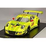 ☆ スパーク 1/18 ポルシェ 911 GT3 R マンタイレーシング 2018 FIA GT マカオ ワールドカップ #911 L.バンスール