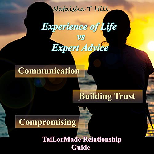 Experience of Life vs. Expert Advice audiobook cover art