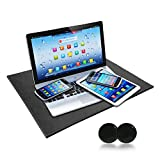 EMF Laptop Radiation Protection Pad - 16' Multi-Layer Shielding Anti Radiation Protector & EMF Blocker, Radiation Shielding for Laptop iPad MacBook Mobiles Phones , EMF Free to Protect Your Loved Ones