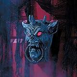 Gargoyle Door Knocker - Animated Halloween Decoration