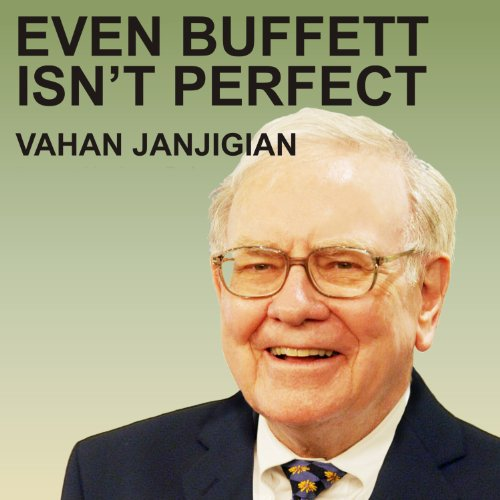 Even Buffett Isn't Perfect audiobook cover art