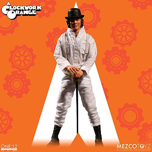 Mezco A Clockwork Orange One:12 Collective Action Figure - Alex DeLarge