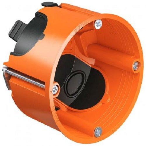 Kaiser 9263-22 Hohlwand Gerätedose, O-range E orange 48 mm