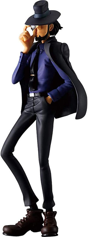 Daisuke Jigen  Lupin The Third X Creator X Creator Statue Figure - High 6.6 Inches