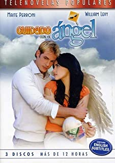 Cuidado Con El Angel This is NOT the entire series