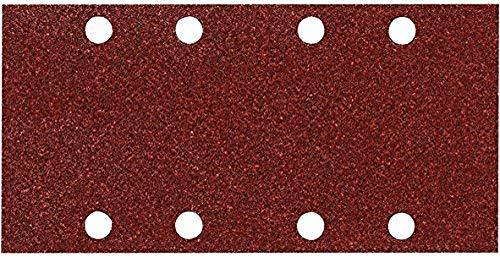 Makita P-31837 - Pack 10 lijas perforadas 93x228 mm para BO3700-9036-BO3711 grano 40