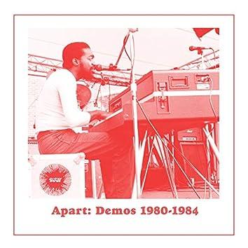 Apart: Demos 1980-1984