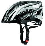 Uvex Ultrasonic - Casco de Ciclismo Multicolor Silver-Black Talla:52-56 cm