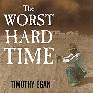 The Worst Hard Time cover art