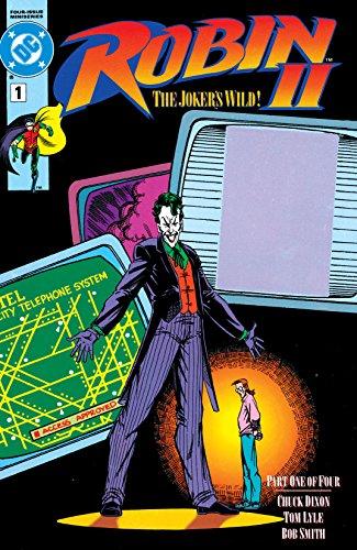 Download Robin II: Joker's Wild (1991) #1 (English Edition) B017Y4TT6K