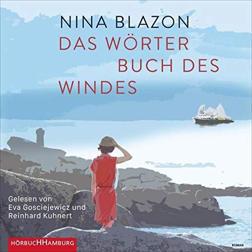 Das Wörterbuch des Windes Audiobook By Nina Blazon cover art