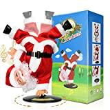 SdeNow Electric Santa Claus Dance Singing Funny Electric Toy Xmas Decorations Birthday Christmas for Kids