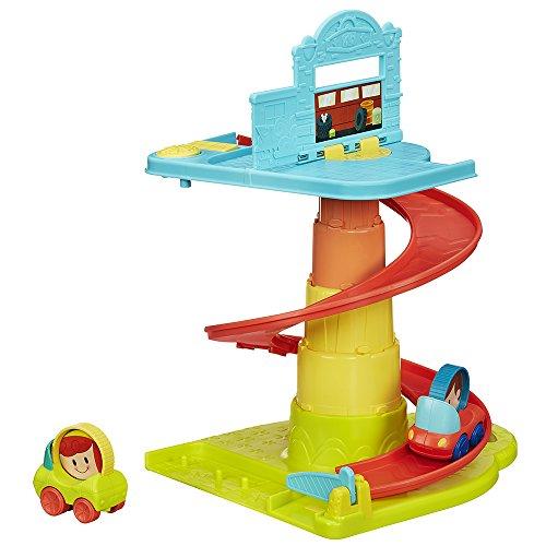 Hasbro Playskool B1649EU4 - Auto-Rollbahn, Vorschulspielzeug