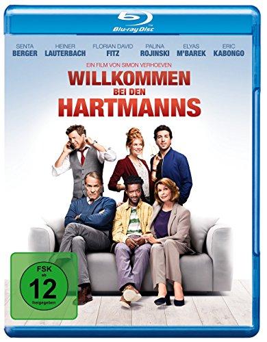 Willkommen bei den Hartmanns [Blu-ray]