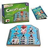PLAYAUTOMA Circuit MAX , 25+ Fun Electronics Experiments, DIY Electronics Circuits, STEM Toy , for Kids 8+ Years