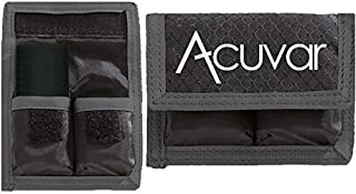 DMW-BLC12 Canon BP-718 /&Others Acuvar Small Battery Pouch For Panasonic VW-VBN130