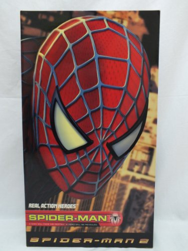 RAH Real Action Heroes Spider-Man 2 Spider-Man (japan import)
