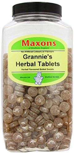 Maxons Grannies Herbals Jar 2.95 Kg