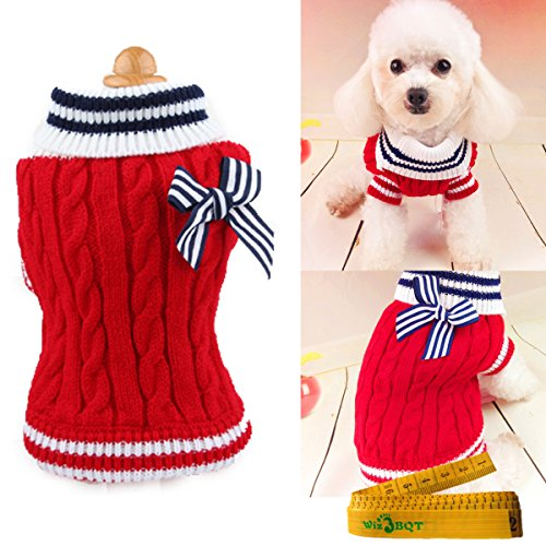 Top dog sweaters for medium dogs girl christmas for 2021