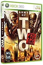 New Electronic Arts Army Of Two: The 40th Day First Person Shooter Xbox 360 Excellent Performance