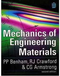[ Mechanics of Engineering Materials ] By Benham, P P ( Author ) [ 1996 ) [ Paperback ]