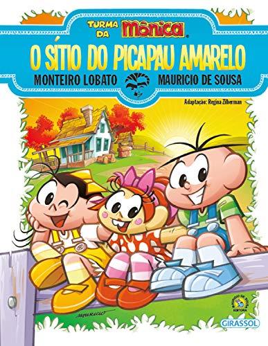 Turma da Mônica e Monteiro Lobato - O Sítio do Picapau Amarelo