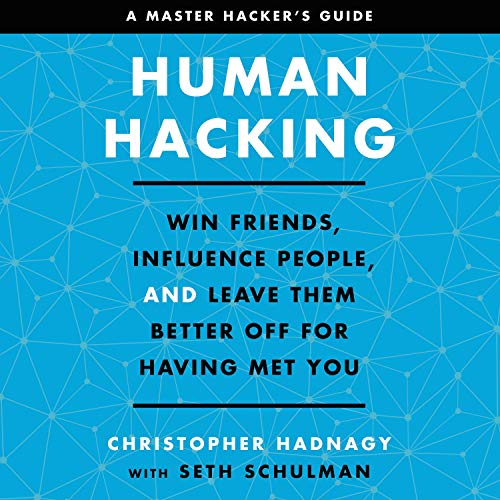 Human Hacking cover art