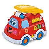 eastsun Baby Fire Truck Learning Toys For 1 Year Old
