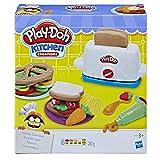 Play-Doh-E0039EU40 La Tostadora (Hasbro E0039EU4)