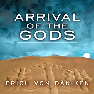 Arrival of the Gods cover art