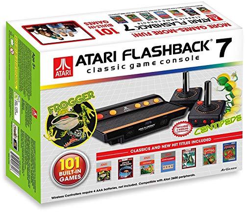Import - Consola Retro Atari Flashback 7 (Incluye 101 Juegos)