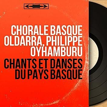 Chants et danses du pays basque (Mono Version)