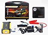 Bashatec Combo Pack of 2 High Power 12V Portable Midi Jump Starter Car
