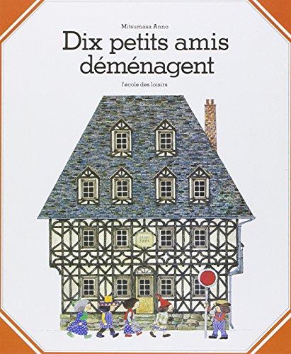 Dix petits amis demenagent (Albums)